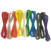 10-Color Hemp Jewelry Cord